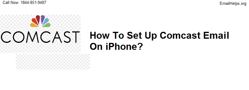 How To Set Up Comcast Email On iPhone?