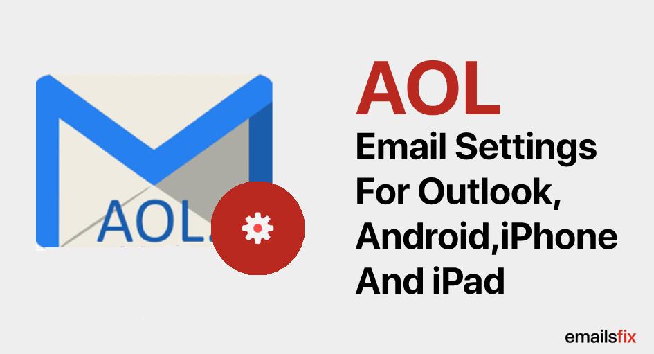 AOL Mail Settings