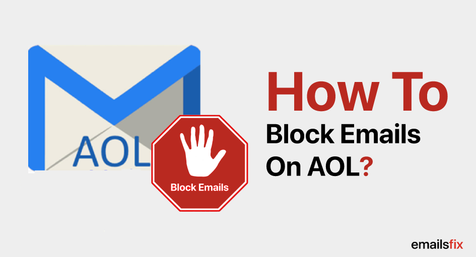 How to Block Emails on AOL