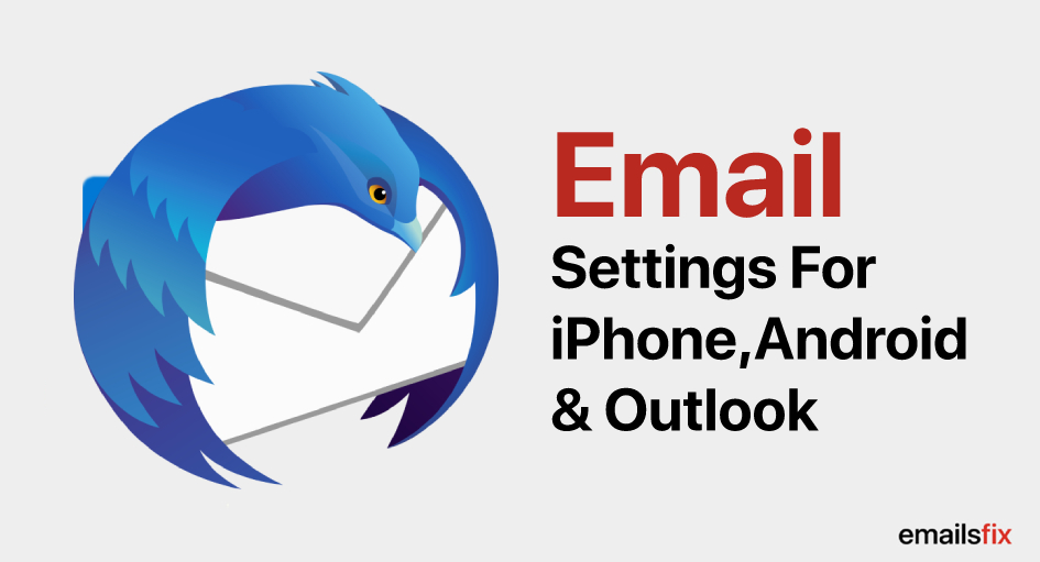 Thunderbird Gmail Settings