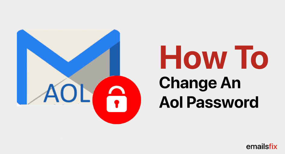How to Change AOL Password?