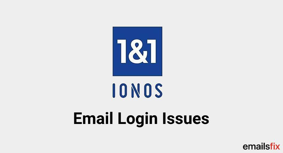 IONOS 1and1 Email Login